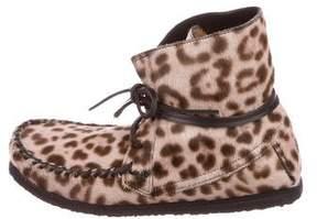 Etoile Isabel Marant Wild Arapaho Ponyhair Boots