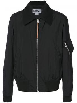 Loewe dog print bomber jacket