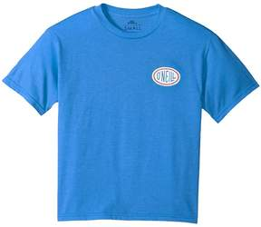 O'Neill Kids Gasser Short Sleeve Tee Screens Imprint Boy's T Shirt