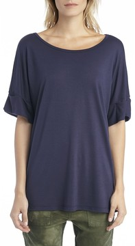Sole Society Beechwood Roll Sleeve Tunic