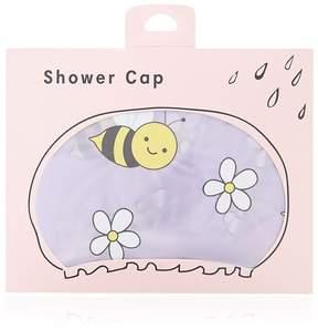 Forever 21 Bee Print Shower Cap