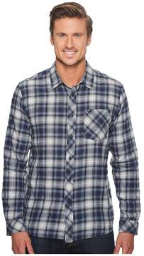 Rip Curl Salazar Long Sleeve Flannel Men's Clothing