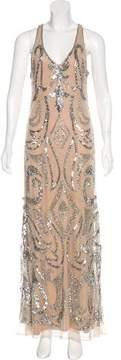 Calypso Embellished Evening Dress