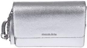 Michael Kors Michael Daniela Shoulder Bag - SILVER - STYLE