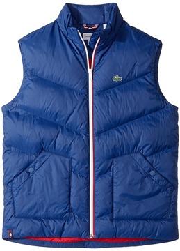 Lacoste Kids - Padded Vest Boy's Vest