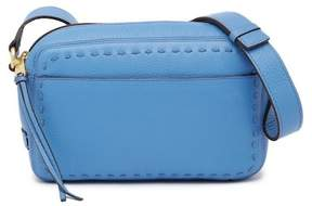 Cole Haan Ivy Pic-Stitch Collection Leather Camera Bag