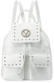 Mario Valentino Valentino By Simeon Preciosa Dollaro Studded Backpack