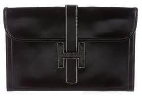 Hermes Box Jige GM - BLACK - STYLE