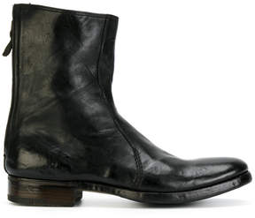 Premiata X Lux boots