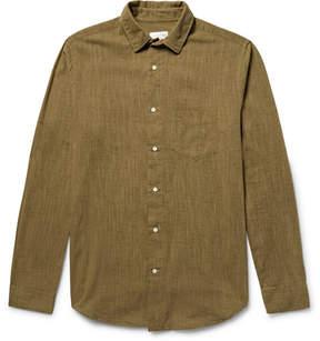 Gant Slub Cotton Shirt