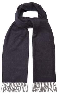 Giorgio Armani Fringed cashmere scarf