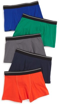 Tucker + Tate Boy's 5-Pack Trunks