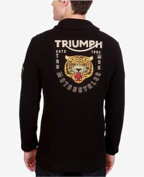 Lucky Brand Men's Triumph Full-Zip Sweater