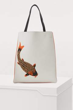 Loewe Pesce vertical tote bag