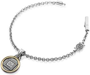 Azza Fahmy Happiness Charm Bracelet With Diamonds