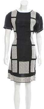 DAY Birger et Mikkelsen Embroidered Shift Dress
