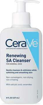 CeraVe SA Renewing Cleanser