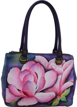 Anuschka Hand Painted Triple Compartment Medium Tote (Women's)