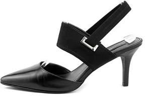 Alfani Womens Jolum Pointed Toe Slingback D-orsay Pumps.