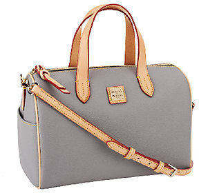 Dooney & Bourke As Is Carley Olivia Satchel - ONE COLOR - STYLE