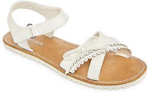 Arizona Love Girls Flat Sandals - Little Kids/Big Kids