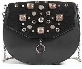 Louise et Cie Jael Leather Crossbody Bag
