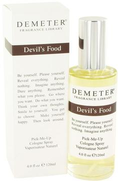 Demeter by Demeter Devil's Food Cologne Spray for Women (4 oz)