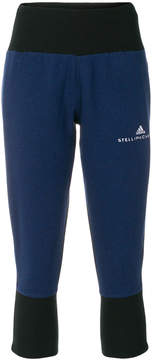 adidas by Stella McCartney cropped track pants