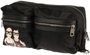 Dolce & Gabbana Backpacks & Fanny packs - BLACK - STYLE