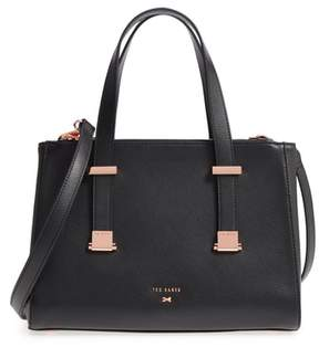 Ted Baker Audreyy Small Adjustable Handle Leather Shopper