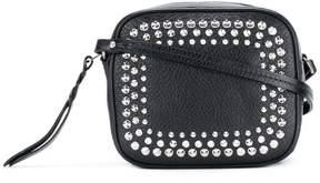 Alexander McQueen studded shoulder bag