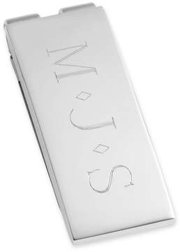 Asstd National Brand Personalized Stainless Steel Money Clip