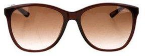 Lanvin Oversize Gradient Sunglasses