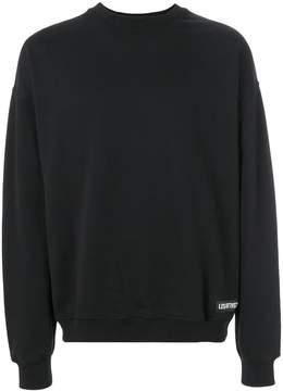 Les (Art)ists Wang 83 sweatshirt
