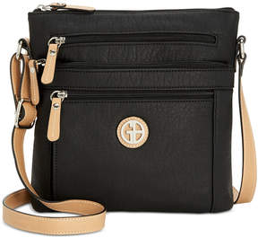 Giani Bernini Pebble Crossbody, Created for Macy's
