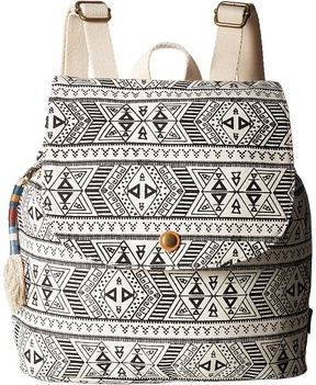 Toms Tribal Backpack Backpack Bags