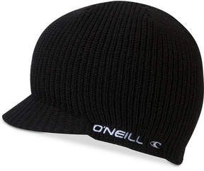 O'Neill Men's Signal Brimmed Embroidered-Logo Beanie