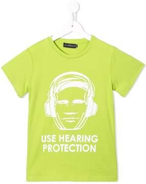 John Richmond Kids hearing protection T-shirt