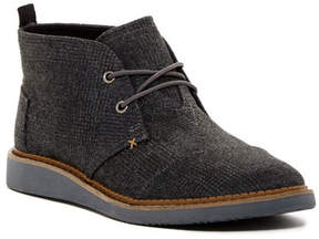Toms Mateo Plaid Chukka Boot