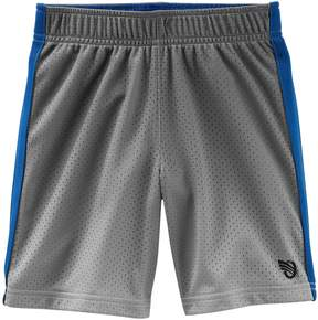 Osh Kosh Oshkosh Bgosh Boys 4-8 Mesh Athletic Shorts
