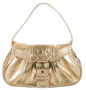 Celine Metallic Shoulder Bag