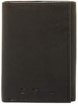 Ben Sherman Kensington Leather Trifold Wallet