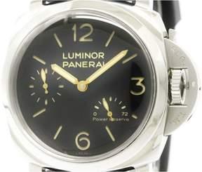 Panerai Luminor PAM00423 Stainless Steel Hand Winding 47mm Mens Watch