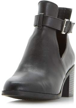 Head Over Heels *Head Over Heels by Dune Black 'Paradey' Ankle Boots