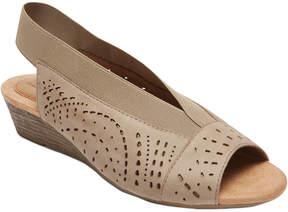 Rockport Women's Judson Judson Leather Sandal