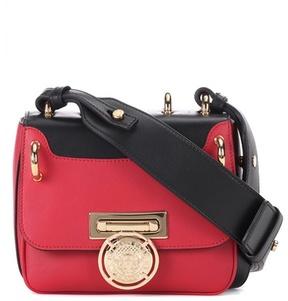 Balmain Domaine 18 leather shoulder bag