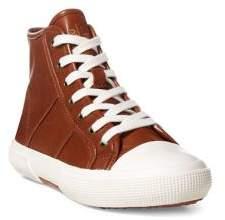 Lauren Ralph Lauren Fashion Sport Sneakers