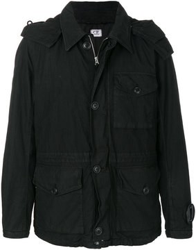 C.P. Company long sleeved slim-fit jacket