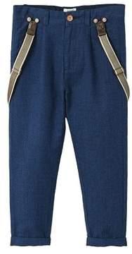 MANGO Braced trousers