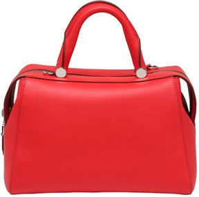 Smooth Nappa Leather Top Handle Bag